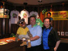 Ventriloquist Chris Johnson & Buster with Ventriloquist Ronn Lucas