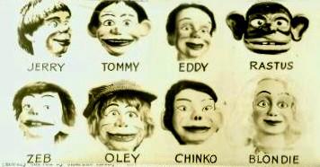 Ken Spencer - Dummy Maker - Figuremaker - Picture of his dummies