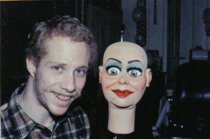 Ventriloquist Central - Brian Hamilton Ventriloquist Figure Maker