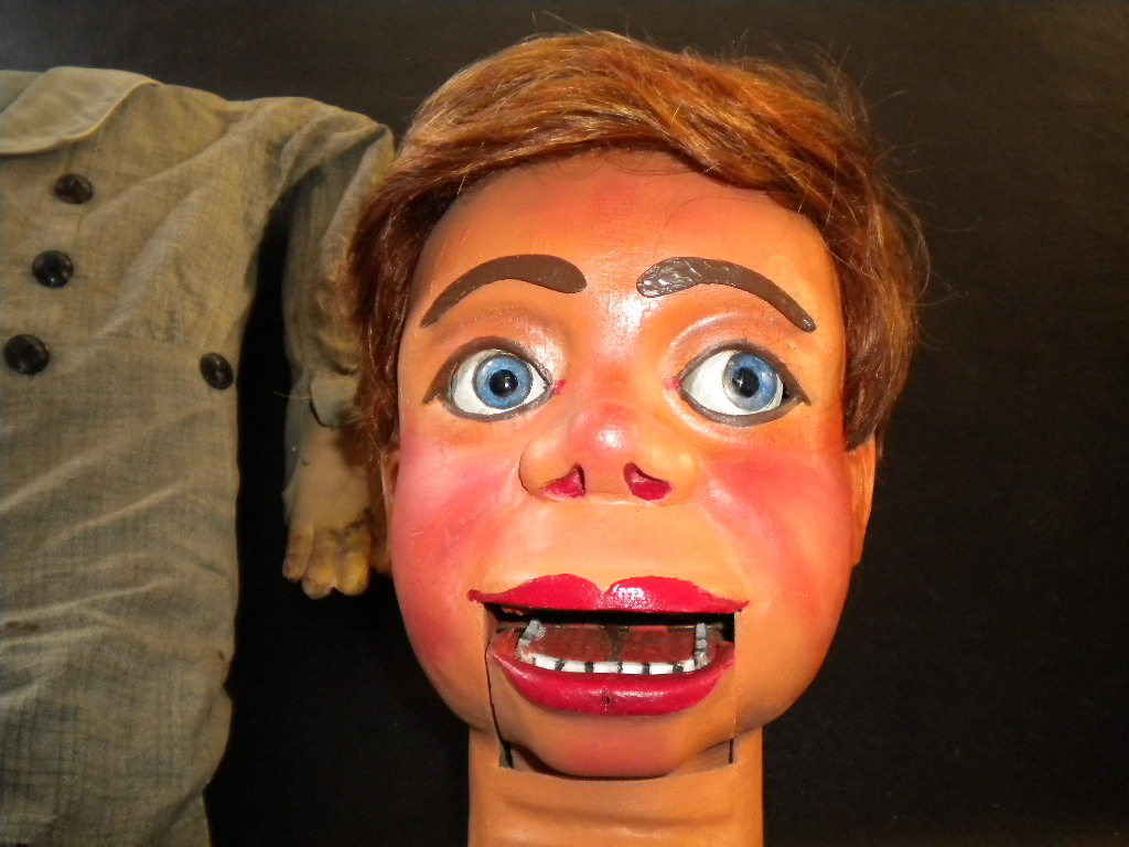 Ventriloquist Central |  Frank Marshall Fully Loaded 1930's Figure
